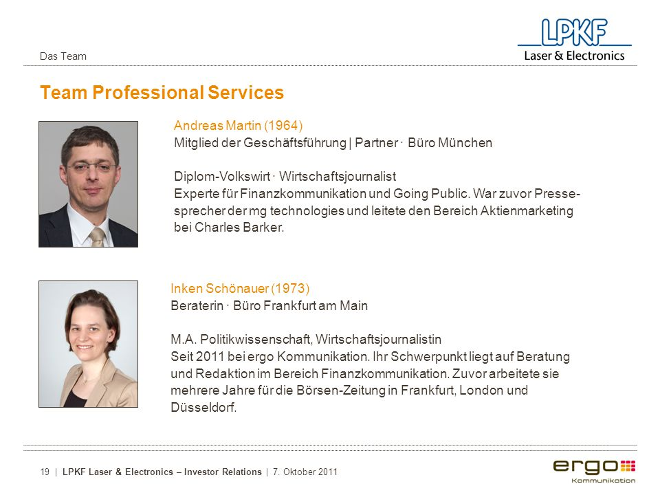 Team Professional Services