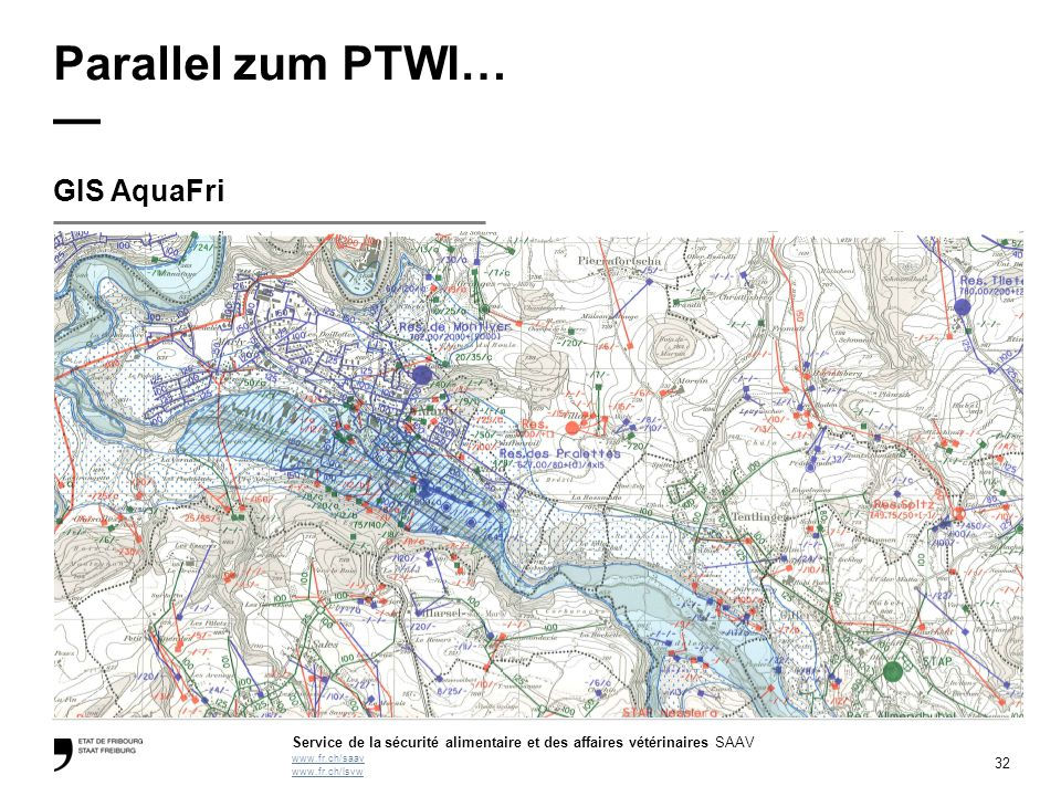 Parallel zum PTWI… — GIS AquaFri