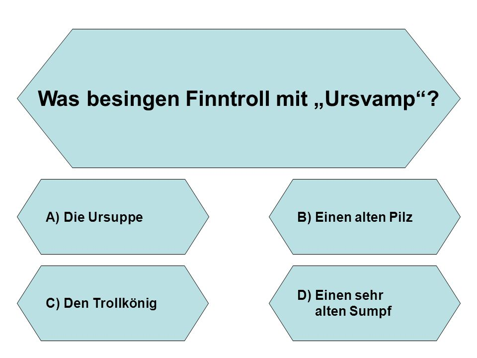 "Was besingen Finntroll mit ""Ursvamp"