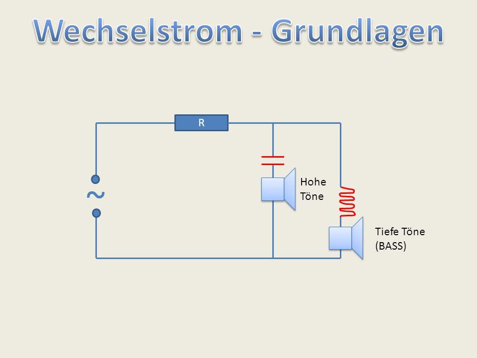 Großzügig Wechselstrom Grundlagen Galerie - Elektrische ...