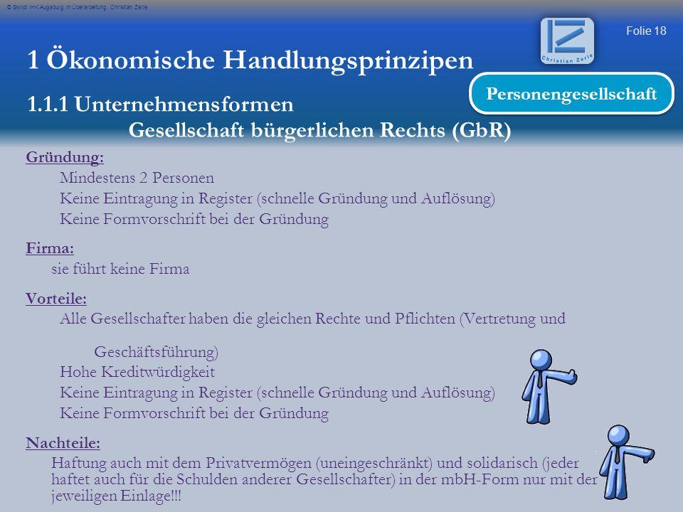 Skript Ihk Augsburg In überarbeitung Christian Zerle Ppt Herunterladen