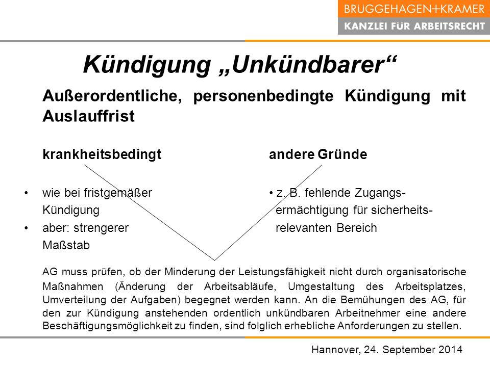 Sonderkündigungsschutz - ppt video online herunterladen