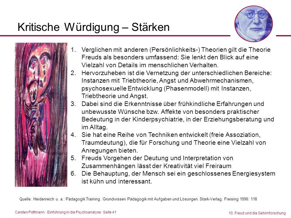 Einführung in die Psychoanalyse (PSA) nach Sigmund Freud - ppt ...