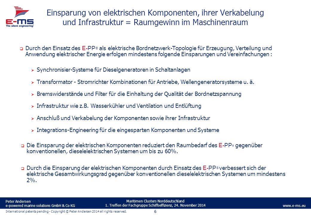 E-PP ® Innovative und effiziente Verfahren zur Erzeugung und ...