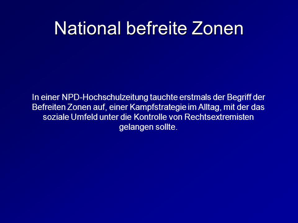 National befreite Zonen