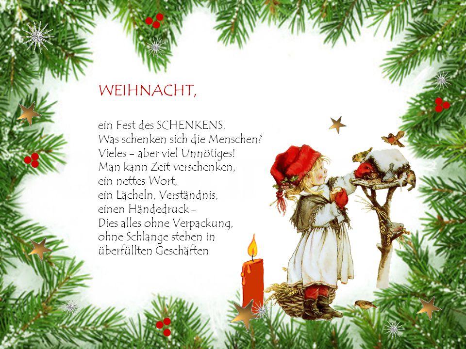 Wunsche Traume Und Gedanken Zur Weihnachtszeit Ppt Herunterladen