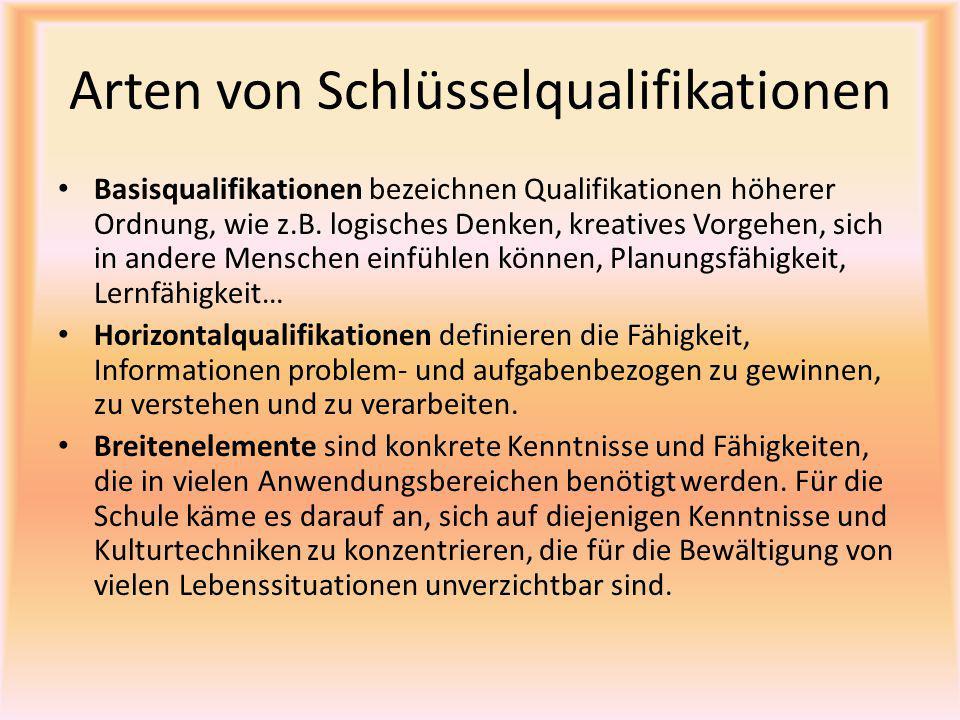 """Schlüsselqualifikationen"""" - ppt video online herunterladen"""