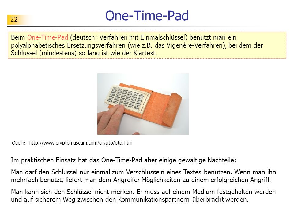 One-Time-Pad