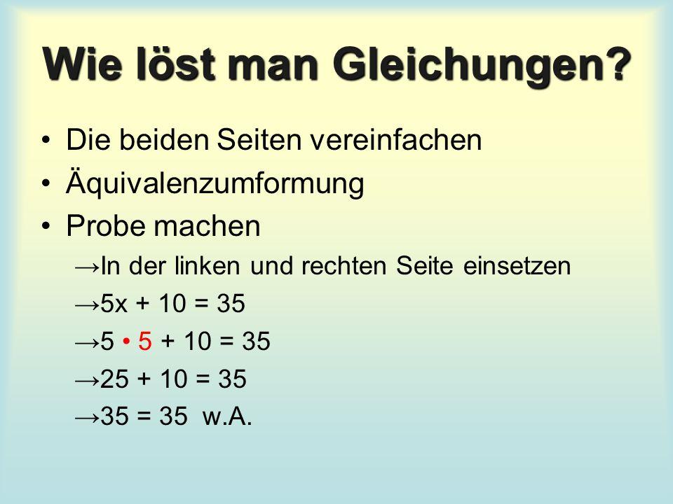 Ungewöhnlich Löst Online Algebraische Gleichungen Bilder - Gemischte ...