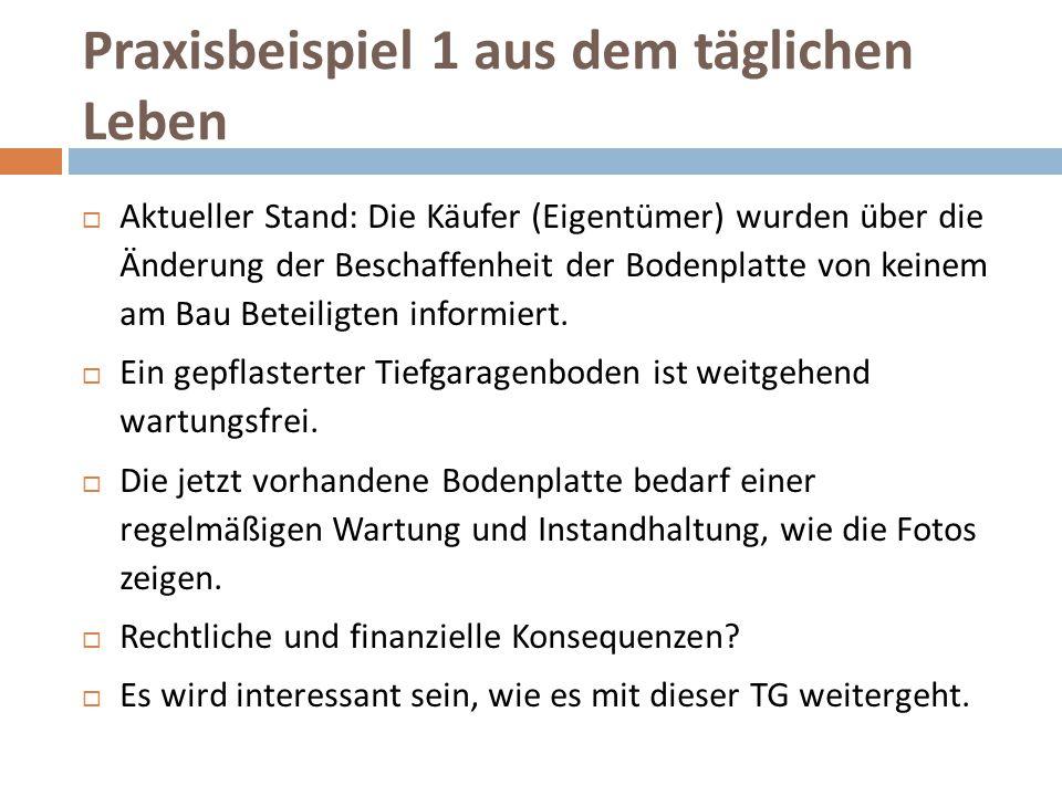 8. Technische Regeln für Neubau und Instandsetzung von Parkhäusern ...