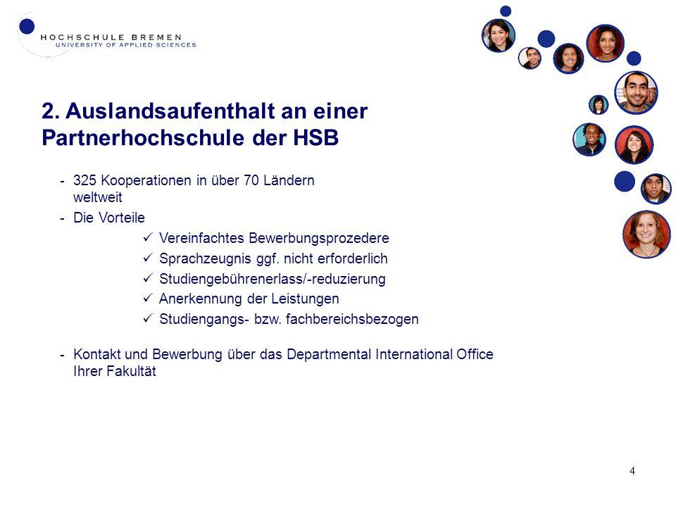 4 2 - Hochschule Bremen Bewerbung