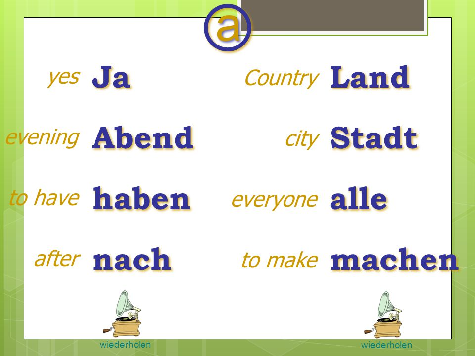 a Ja Abend haben nach Land Stadt alle machen yes Country evening city