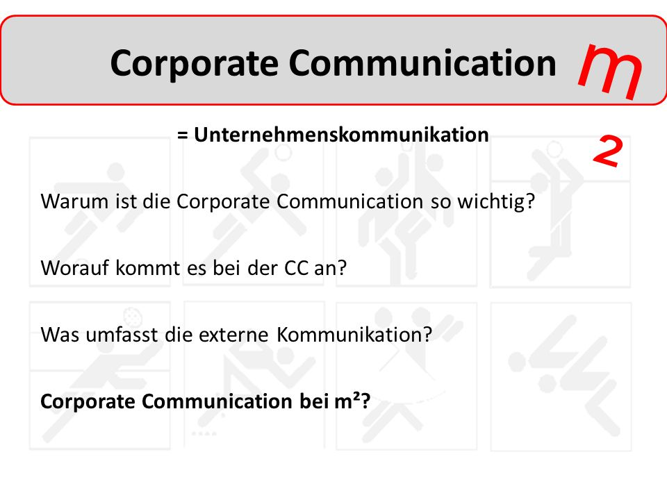Corporate Communication