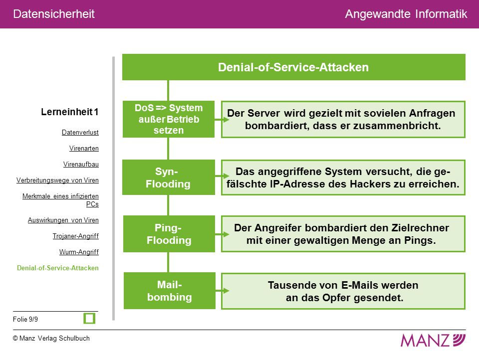 Denial-of-Service-Attacken