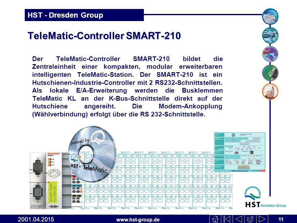TeleMatic-Controller SMART-210