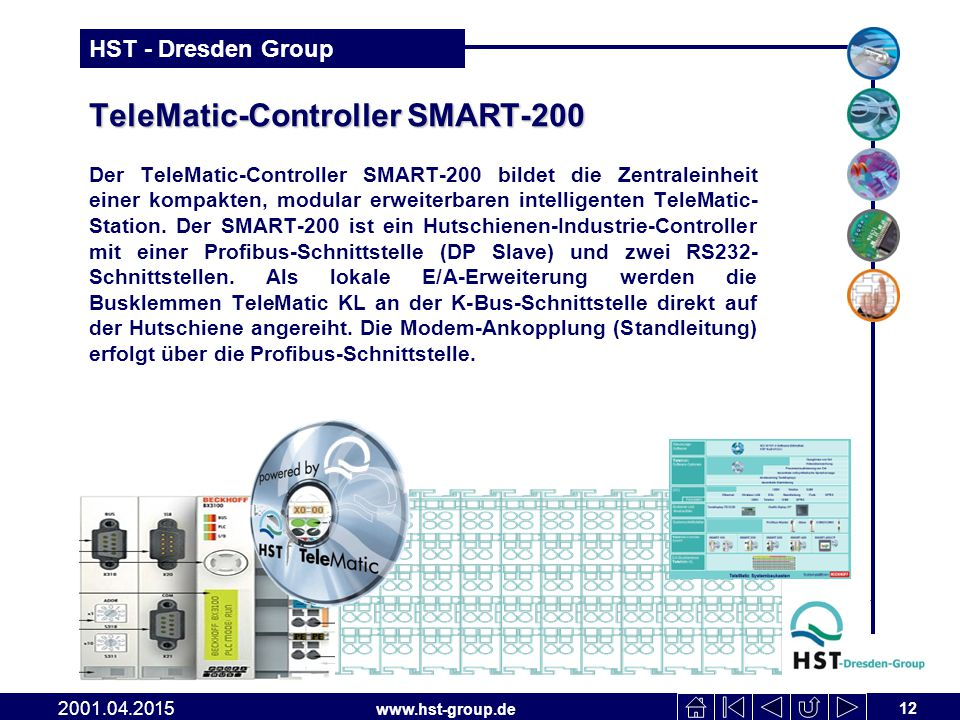 TeleMatic-Controller SMART-200
