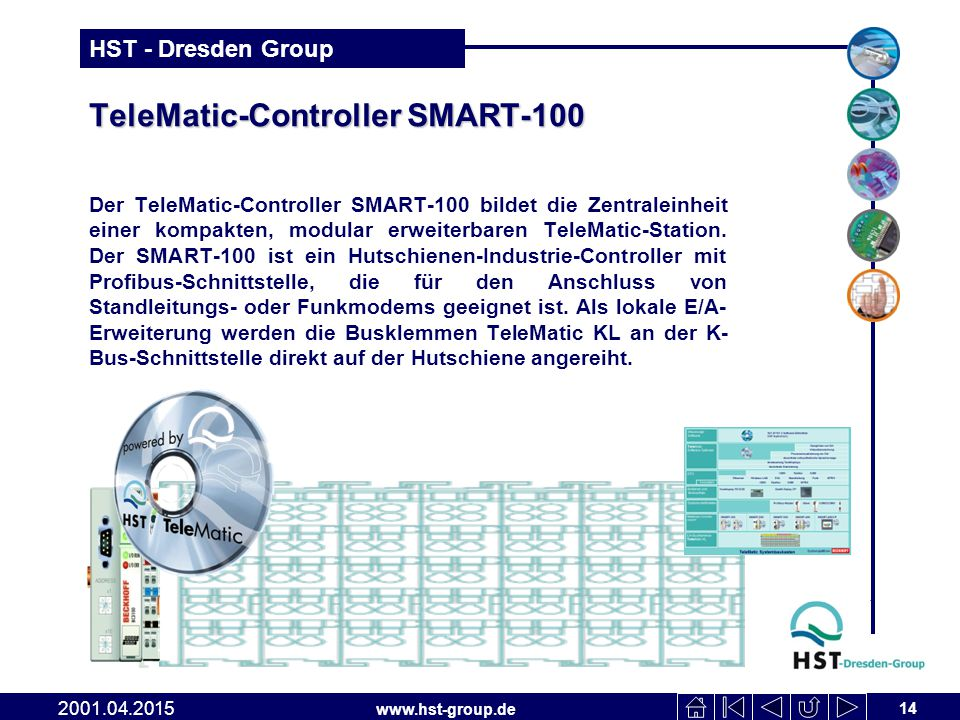 TeleMatic-Controller SMART-100