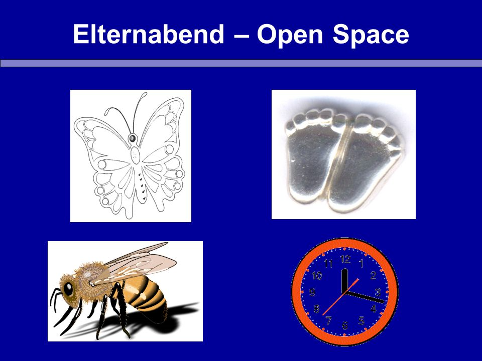 Elternabend – Open Space