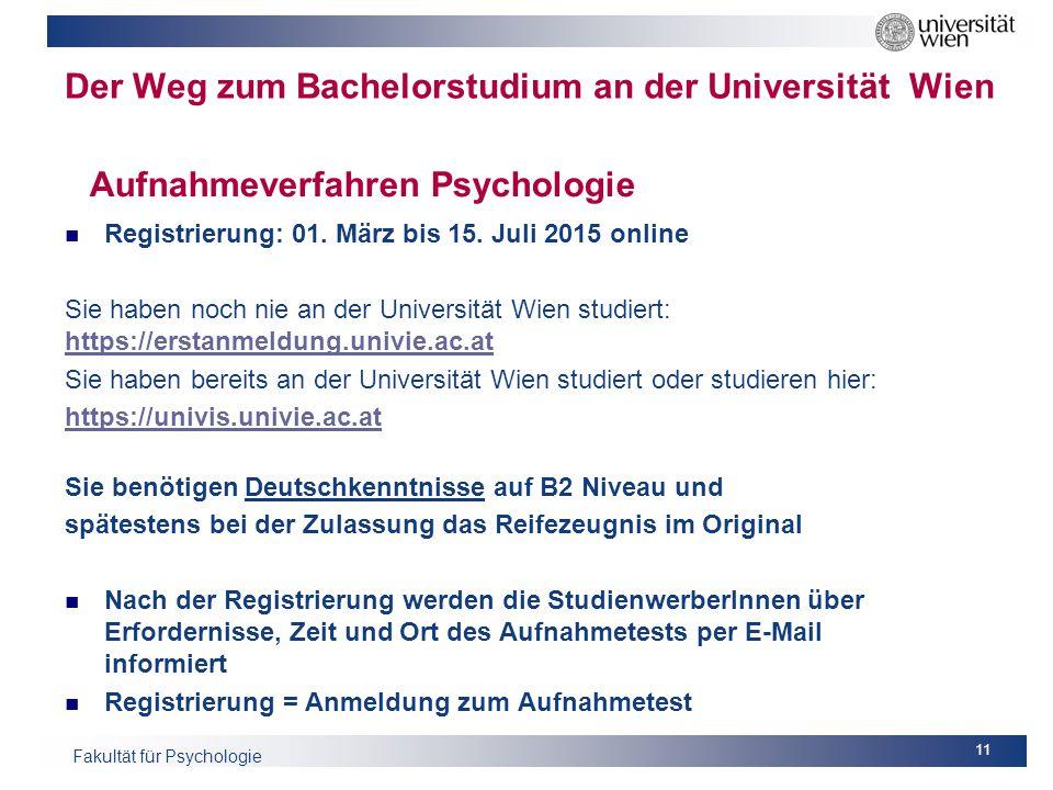 Informationsveranstaltung psychologie ulrike sirsch und for Psychologie studieren voraussetzungen