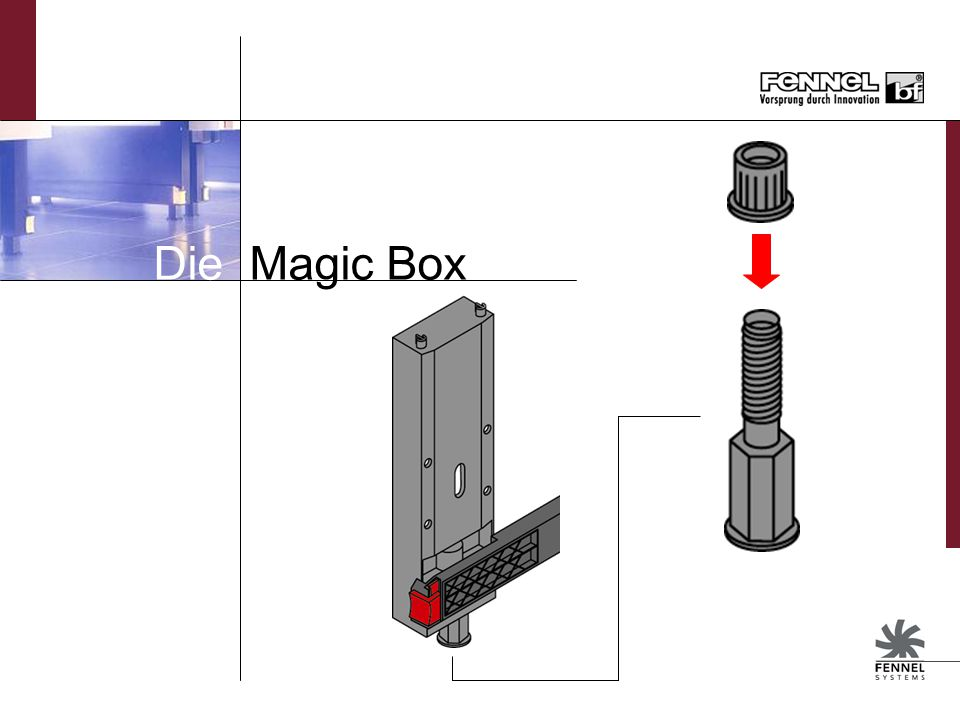 Die Magic Box