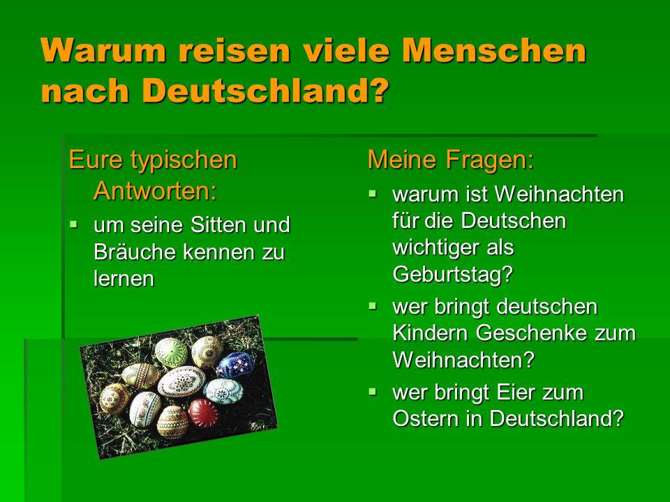 Unbekanntes Deutschland - ppt video online herunterladen