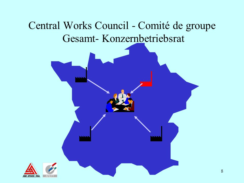 Central Works Council - Comité de groupe Gesamt- Konzernbetriebsrat