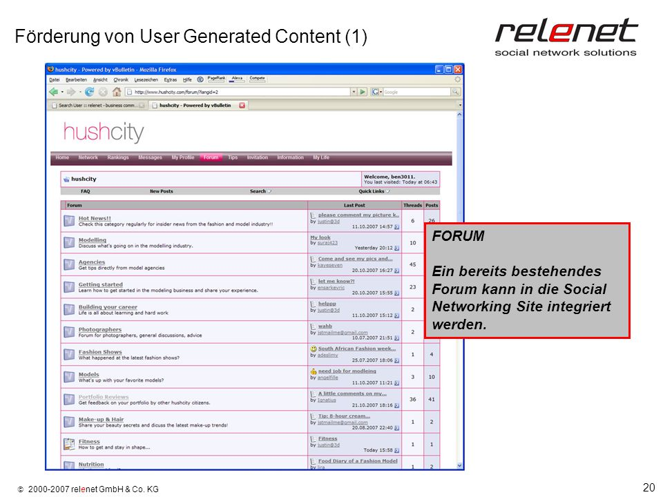 Förderung von User Generated Content (1)