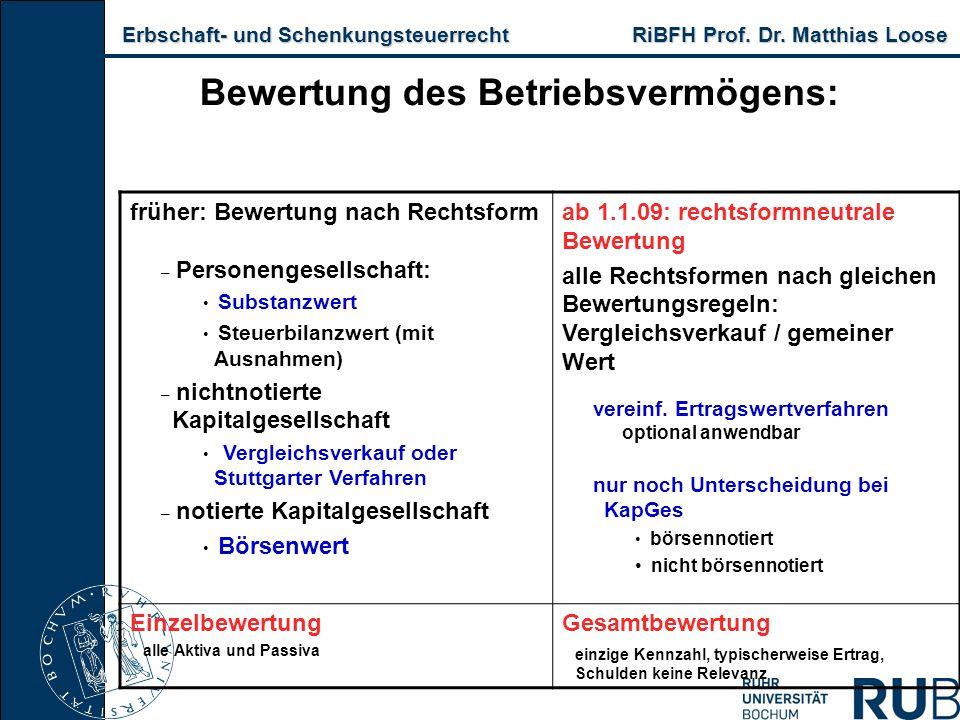 Erbschaft- und Schenkungsteuerrecht - ppt herunterladen
