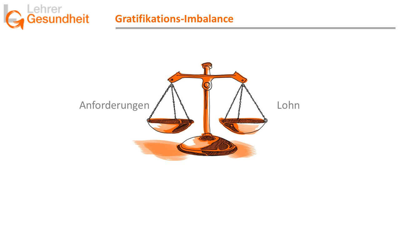 Gratifikations-Imbalance