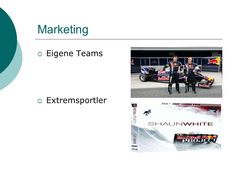 Marketing Eigene Teams Extremsportler