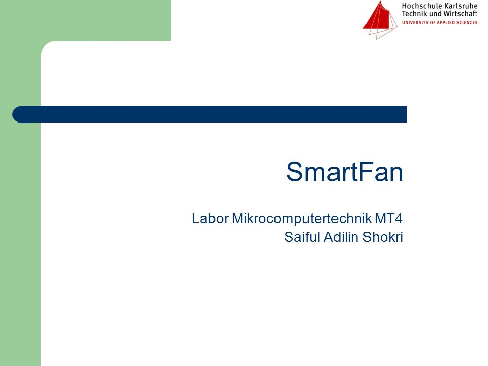Labor Mikrocomputertechnik MT4 Saiful Adilin Shokri
