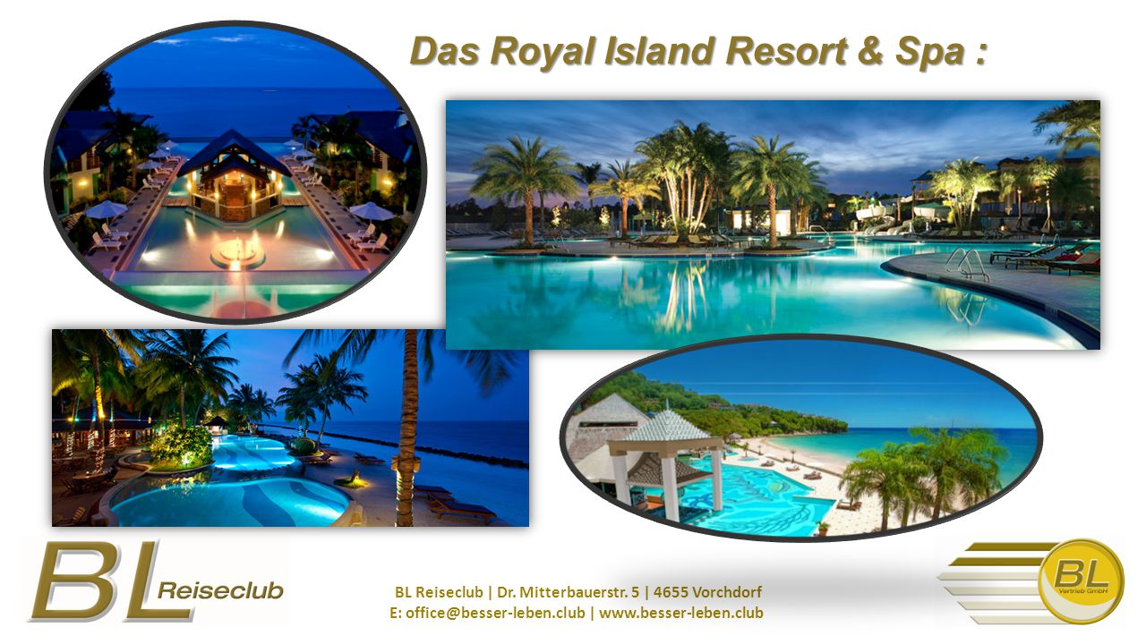 Das Royal Island Resort & Spa :