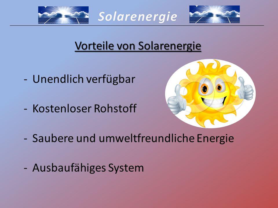 Vor Und Nachteile Der Solaranlagen Wohn Design Vorteile Von Solarenergie Ppt Herunterladen