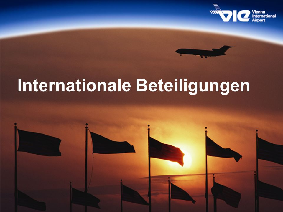 Internationale Beteiligungen