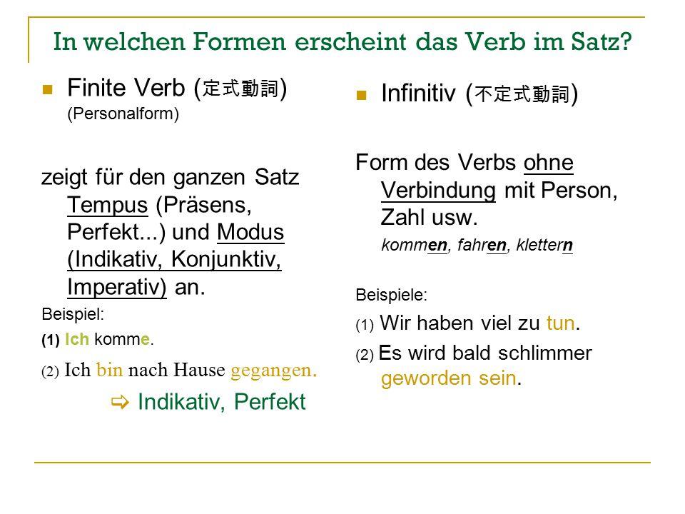 Finite Und Infinite Verben Deutsch Grammatik Youtube 0