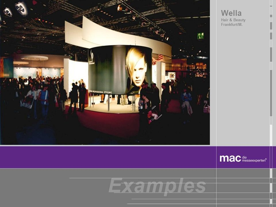 Wella Hair & Beauty Frankfurt/M.