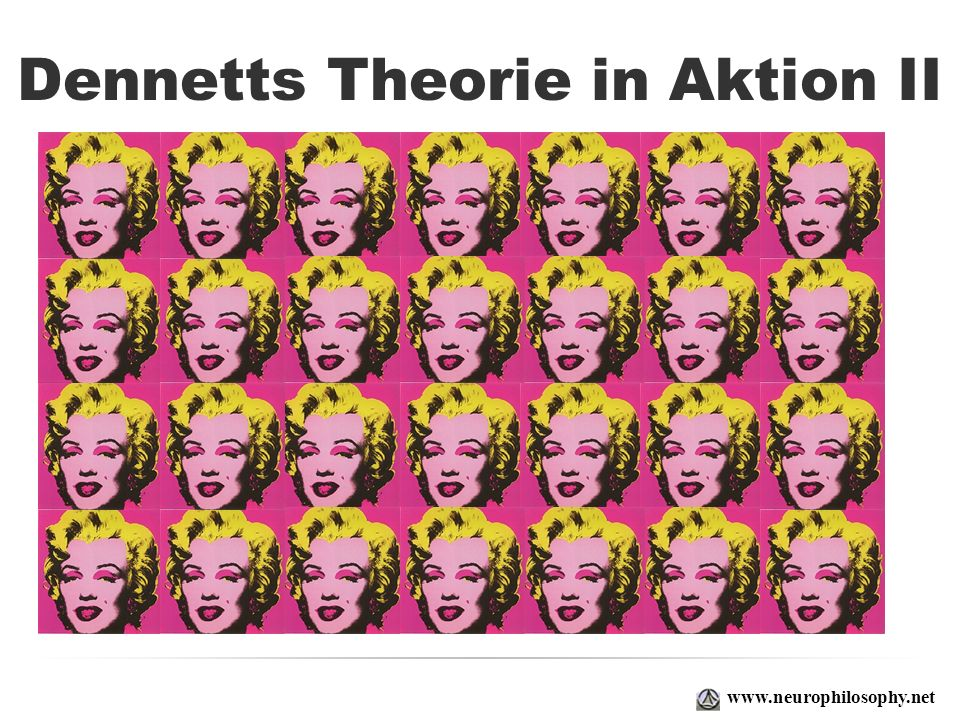 Dennetts Theorie in Aktion II