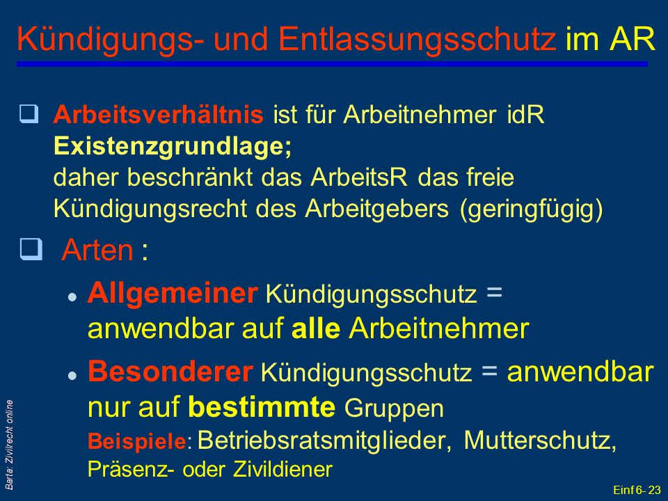 Barta Zivilrecht Online Ppt Herunterladen