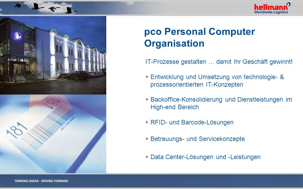 pco Personal Computer Organisation