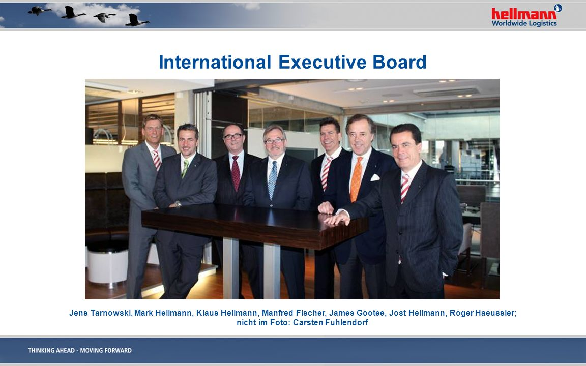 International Executive Board