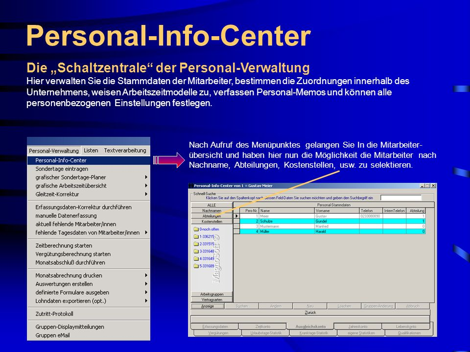 Personal-Info-Center