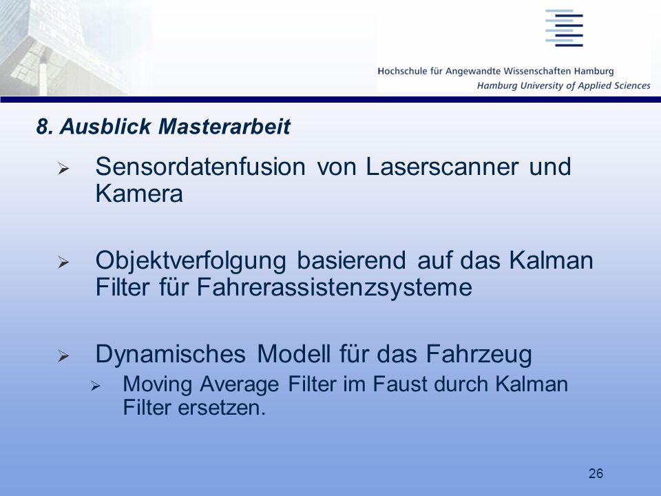 Kalman Filter Zur Rekonstruktion Von Messsignalen Denis Schetler Ppt