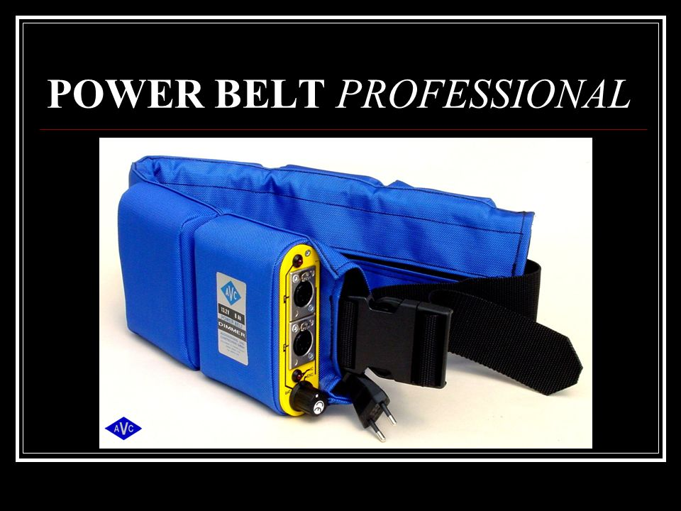 POWER BELT PROFESSIONAL