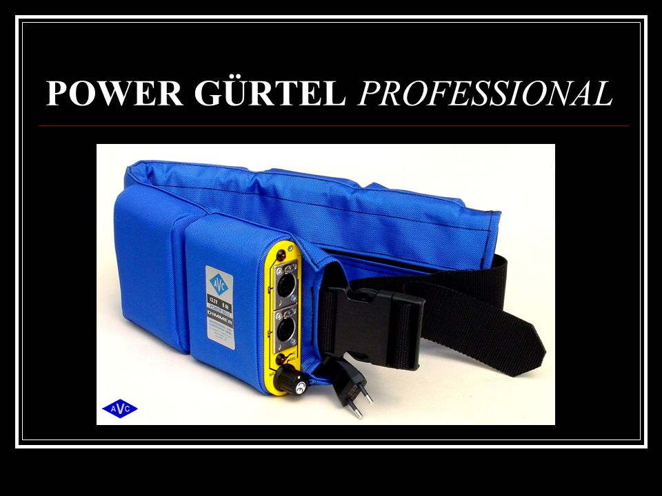 POWER GÜRTEL PROFESSIONAL