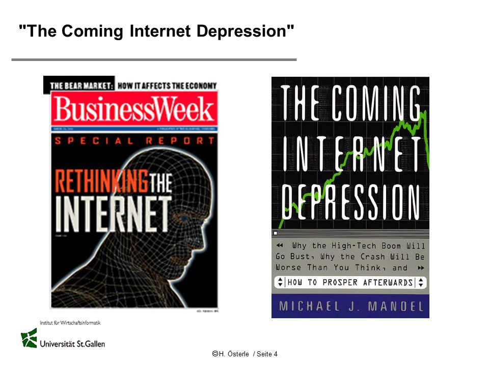 The Coming Internet Depression