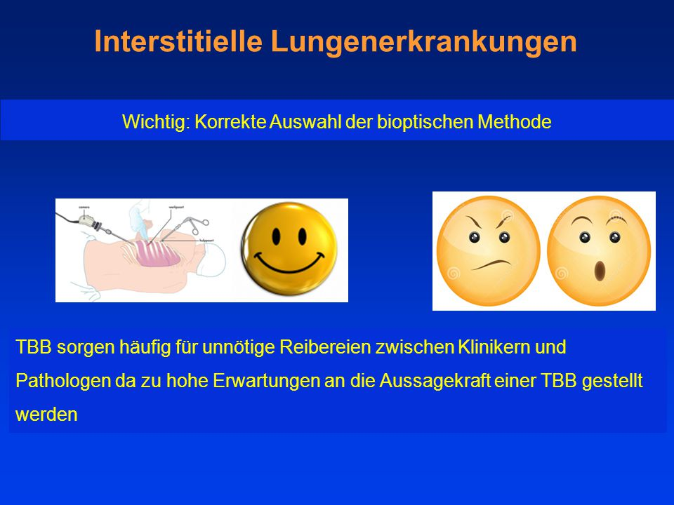 Interstitielle Lungenerkrankungen