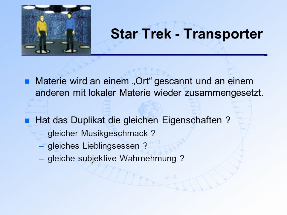 Star Trek - Transporter