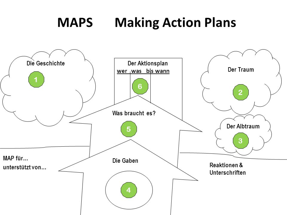 MAPS Making Action Plans