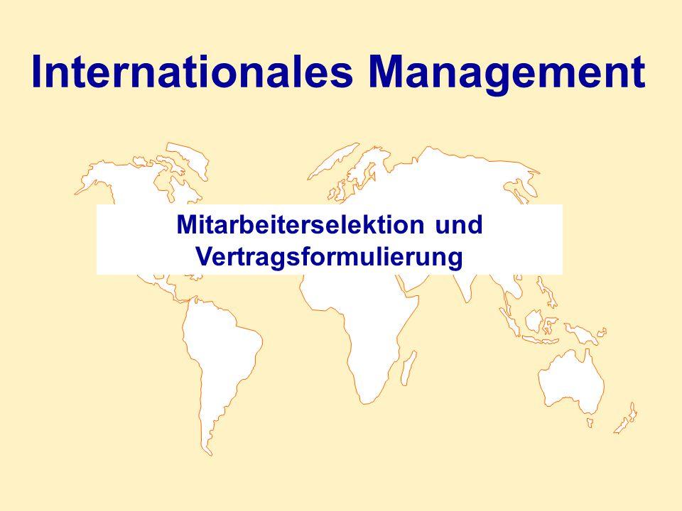Internationales Management Ppt Herunterladen