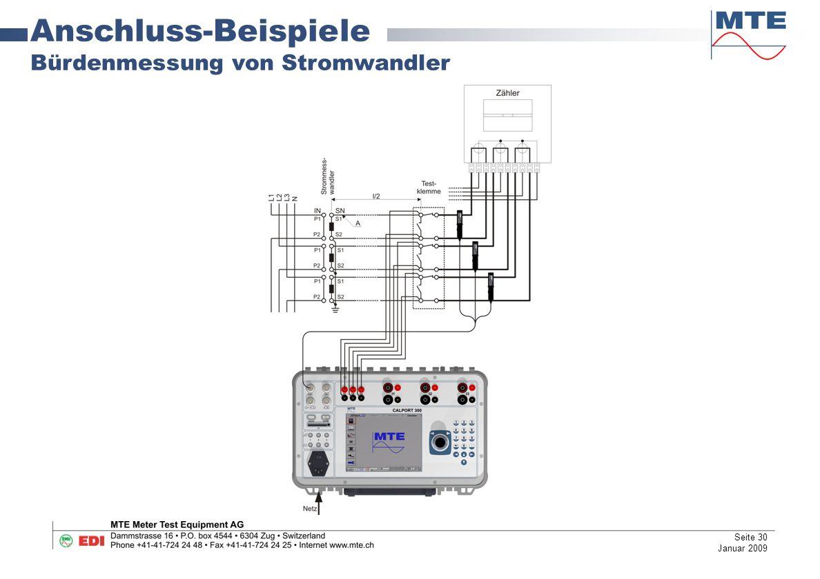 CALPORT 300 Zähler- und Messwandlerprüfsystem dreiphasig - ppt video ...